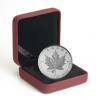 加拿大2015ANA芝加哥州花 - 紫羅蘭反向精鑄銀幣1盎司_35610
