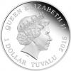 澳洲2015星際旅行:美國旅行家NCC-74656精鑄銀幣1盎司_36452