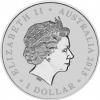 澳洲2015在位時間最長的元首-伊麗莎白二世反向高浮雕精鑄銀幣1盎司_36442