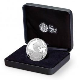 英國2015大不列顛精鑄銀幣1盎司
