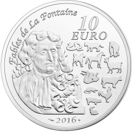 France 2016 The Year of the Monkey Proof Silver 22.2g