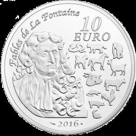 法國2016猴年精鑄銀幣22.2克
