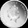紐埃2015迪士尼 - 史高治·麥克老鴨精鑄銀幣1盎司_36596