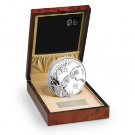 Britain 2016 Lunar Year of the Monkey Silver Proof  1 kg