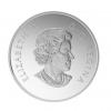 加拿大2015冒險精神-攀冰磨砂精鑄銀幣1/2盎司_39555