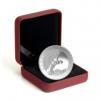 加拿大2015冒險精神-攀冰磨砂精鑄銀幣1/2盎司_39556