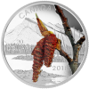 6134_Canada 2015 Forests of Canada - Boreal Balsam Poplar Proof Silver 1 oz_1