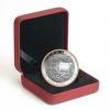 加拿大2015 藝術家湯姆森-冰泉精鑄銀幣1盎司_39543
