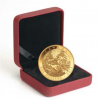加拿大2015 湯姆·湯姆森 名畫作-松島 精鑄金幣1盎司_39527