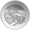 6146_Canada 2015 ADVENTURE CANADA - DOG SLEDDING Proof Silver 1/2 oz_1