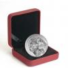 加拿大2016 猴年生肖 精鑄銀幣1/2盎司_39496