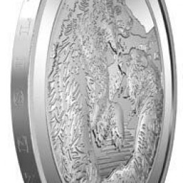 Canada 2015 GRIZZLY BEAR: TOGETHERNESS  Proof Silver 1 oz
