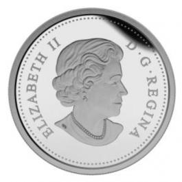 加拿大2015 閃耀的聖誕花  鑄銀幣1盎司