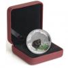 加拿大2015 動物寶寶 - 豪豬  精鑄銀幣1盎司_39460