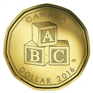 Canada 2016 Baby Gift Coin Set_39022