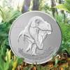 加拿大 2016 霸王龍銀幣7.96克_38882