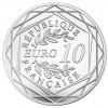 法國 2016 歐洲足球錦標賽 銀幣17克_39085