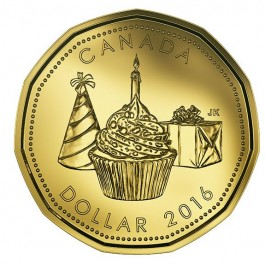 Canada 2016 Birthday Coin Set