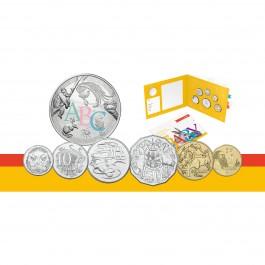Australian 2016 Baby - Alpjabet Coin Set