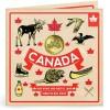 加拿大 2016 各地風情 銀幣套裝_39017