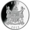 斐濟 2013  2014巴西世界盃足球  主題孔雀石3盎司_39268