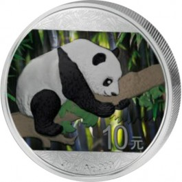 China 2016 Silver Investment Panda Prestige Set