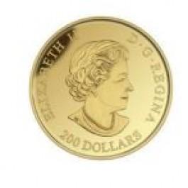 加拿大 2016 高大船舶遺產: 馬可波羅 精鑄金幣31.16克