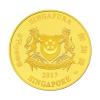 新加坡2017 中國農歷雞年精鑄金幣 5盎司_43080