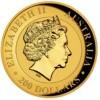 澳洲2017 楔尾鷹 高浮雕金幣2盎司_43951