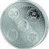 五國 - 象牙海岸,貝寧,剛果,馬里,尼日爾2017 非洲聯合 精鑄銀幣3盎司_44119