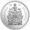 加拿大2017 加拿大聯盟150週年 精鑄銀幣7枚套裝_44059
