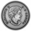 加拿大2018 英女皇伊麗莎白陛下 - 年輕的公主 仿古銀幣34.1克_44460