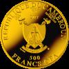 喀麥隆2017 聖母頌 - 菲利皮 諾利皮 鍍金精鑄銀幣17.5克_44567