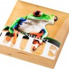 庫克群島2018 壯麗生命曲 - 樹蛙精鑄銀幣1盎司_45052