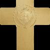 帛琉2018 耶穌受難十字架金幣0.5克_45106