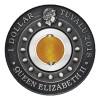 圖瓦盧2018 幸運象徵 仿古銀幣 1盎司_45170