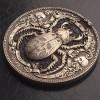 2019羅馬布廷的黃金甲蟲銀幣_45409