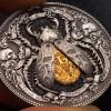2019羅馬布廷的黃金甲蟲銀幣_45405