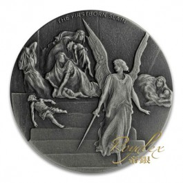 Niue 2019 Biblical Series – Firstborn Slain Silver Coin 2 oz