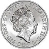 Great Britain 2020 Queen s Beast -The White Lion of Mortimer Cu-Ni Coin 28.28 g_45908