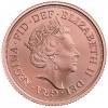 英國 2020 主權日脫離歐盟 精鑄金幣8克_45931