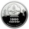 蒙古 2020 聖雄甘地銀幣1盎司_45919
