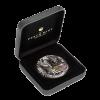 圖瓦盧 2020 中國戰神 - 關羽彩色仿古銀幣 5盎司_45618