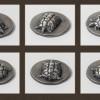 庫克群島2020烏龜仿古銀幣1盎司_45606