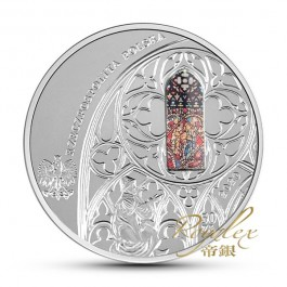 Poland 2020 700th anniversary of the consecration of St. Mary's Basilica in Krakow silver coin 62.2g
