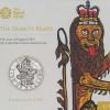 英國 2017 女皇的野獸 - 英格蘭雄獅 銅鎳幣28.28克_45877