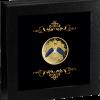 紐埃2021甲蟲時鐘鍍金精鑄銀幣1盎司_46220
