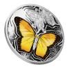 喀麥隆2021蝴蝶世界精鑄銀幣17.5克_46273