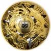 薩摩亞 2021 天堂與地獄 銀幣2盎司_46781