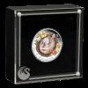 澳洲2021睡夢中的袋鼠寶寶彩色精鑄銀幣1/2盎司_46554